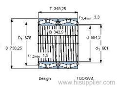 BT4B 331189 E/C600 * bearing