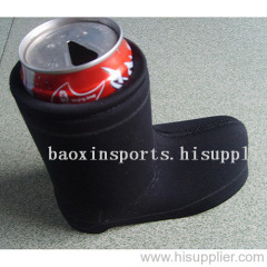 Shoe Type Can Cooler/Holder