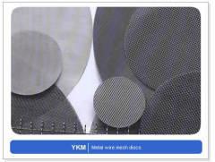 Metal Wire Mesh Discs