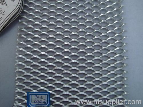 aluminum expanded metals