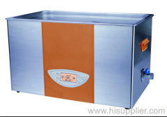 LCD Ultrasonic Bench-top Cleaner