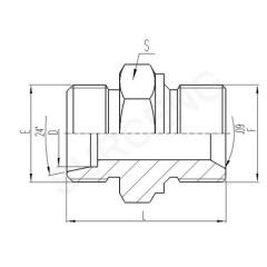 bulkhead adapter
