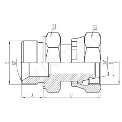 elbow adapter