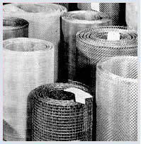 Woven Nickel Wire Mesh Netting