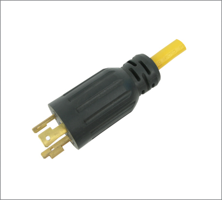 L24-20P Locking plug with UL certification