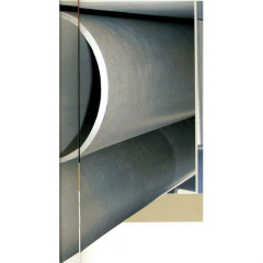 Thick wall-thickness seamless stainless steel pipe