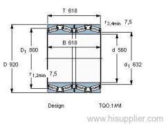 BT4B 328509/HA4 bearing
