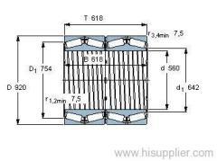BT4-8123 E/C775 bearing