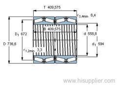 BT4B 330993 AG/HA1 bearing