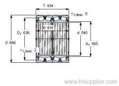 BT4B 334028 G/HA1VA901 bearing
