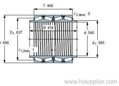 BT4B 334038 G/HA3 bearing