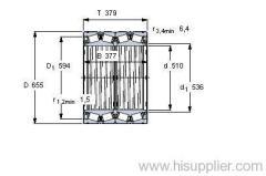 BT4B 334022 G/HA1VA901 bearing