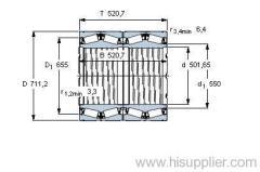 BT4-8059 G/HA1VA901 bearing