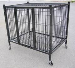welded wire cage