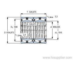 BT4B 334014 AAG/HA1VA901 bearing