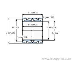 BT4B 328282/HA1 bearing