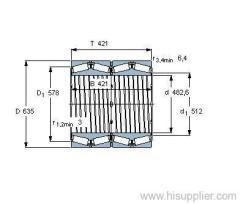 BT4B 334105 BG/HA1 bearing