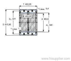 BT4B 328974 G/HA1VA901 bearing