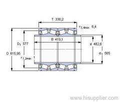 BT4B 334072 G/HA1VA901 bearing