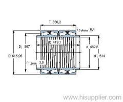 BT4B 331626 AG/HA1 bearing