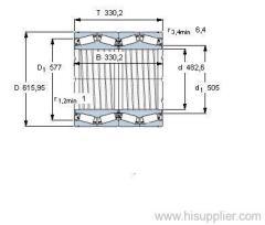 BT4B 328842 E2/C725 bearing