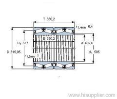 BT4B 328842 E1/C325 bearing