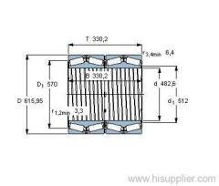 330641 E/C725 bearing