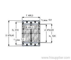 BT4B 334116 G/HA1VA901 bearing