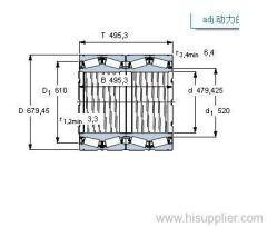 BT4B 334116 BG/HA1VA901 bearing