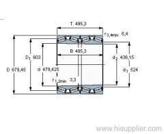 BT4B 334057/HA4 bearing