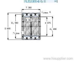 BT4B 334078 G/HA1VA901 bearing