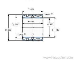 BT4B 332502/HA1 bearing