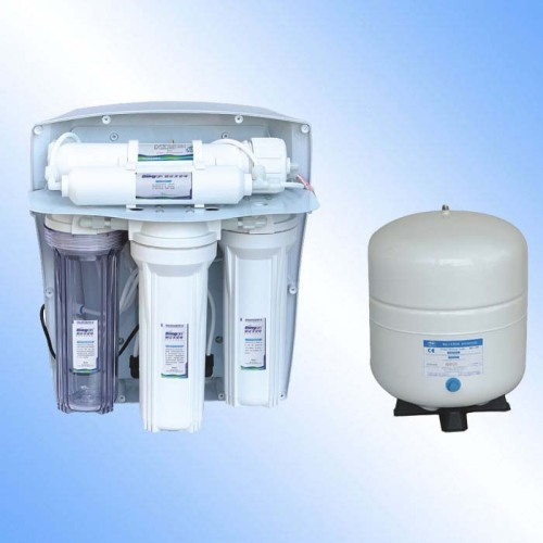 0PPM Portable 100GPD Reverse Osmosis RO+DI Water Filter | eBay