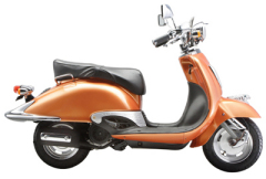 50cc Gasoline Powerered Scooter