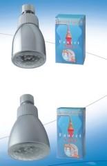 led shower head