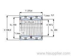 BT4B 328827 E2/C500 bearing