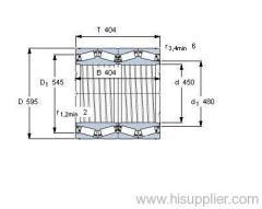BT4-8044 G/HA1VA902 bearing