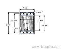 BT4B 328846 G/HA1VA901 bearing