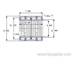 BT4-8023 G/HA1VA919 bearing