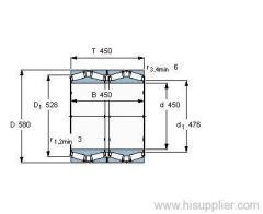 BT4B 328161/HA1 bearing