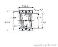 BT4B 328944 G/HA1VA901 bearing