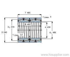 BT4-8040 G/HA4 bearing