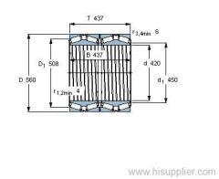 BT4B 328826 G/HA1 bearing