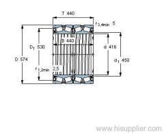 BT4B 334130 G/HA1VA903 bearing