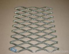 hot-dipped galvanized expanded metal