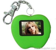 Keychain digital photo frame (PS-DPF104B)