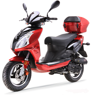 Gasoline Scooter 50cc