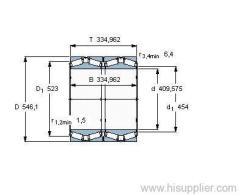 BT4B 331333 A/HA1 bearing