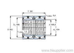 BT4-8126 E1/C575 bearing