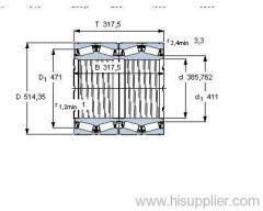 BT4B 334042 BG/HA1VA901 bearing